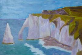 Kreideküste Normandie II
