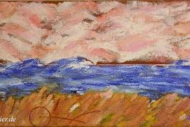 Landschaft am Meer V